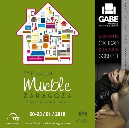 GABE ZARAGOZA FERIA MUEBLE
