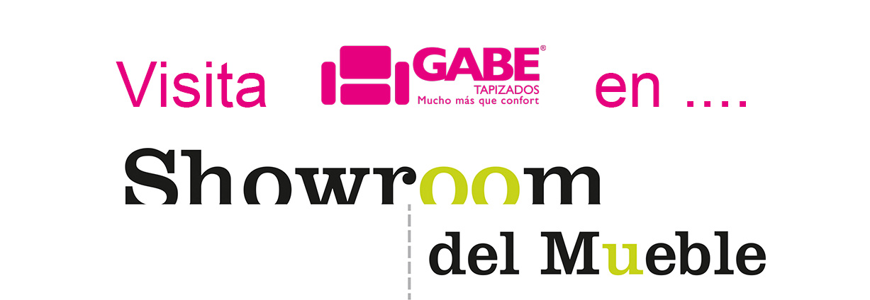 Gabe Tapizados en Showroom del Mueble Barcelona 2017
